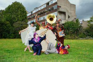 Jamboree band